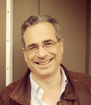 Michael Shuman smiling